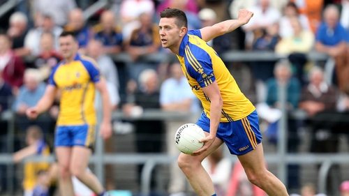 Roscommon's Karol Mannion has retired from inter-county football