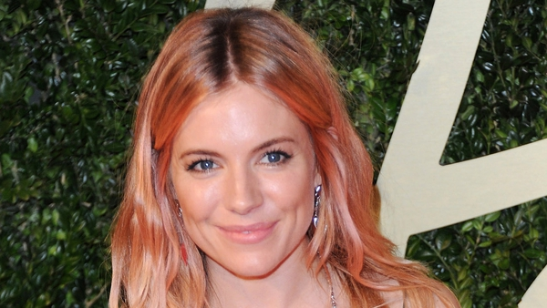 Sienna Miller will film in Ireland this summer