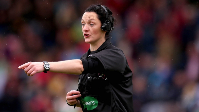 Farrelly: 'I think my appointment demonstrates the inclusiveness of the GAA as a whole'
