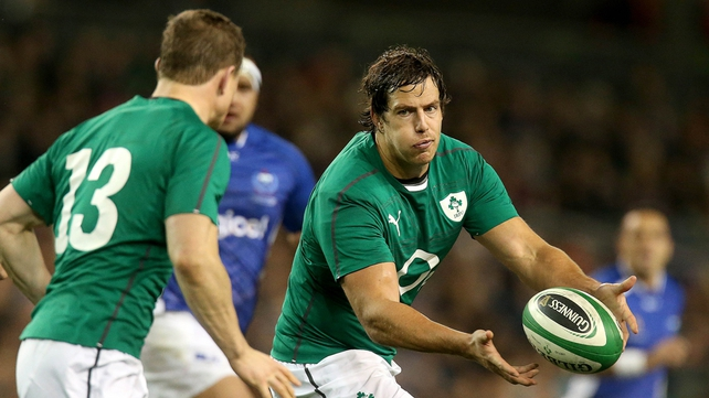 Mike McCarthy will captain Emerging Ireland