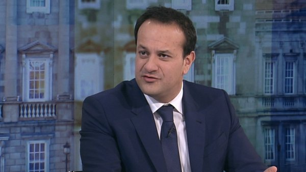 Leo Varadkar said the Government could not ignore the public's views on pylons