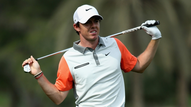 Rory McIlroy is ready to make a big charge at the Masters this week