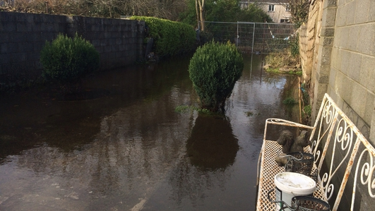 Limerick Floods Clean-UP