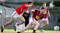 Pat McAuliffe reports on a good win for Cork over Westmeath in Division 1