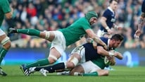 Joe Schmidt was delighted with the performance of Dan Tuohy and Chris Henry in the win over Scotland
