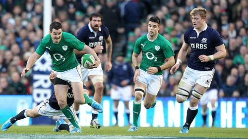 Ireland's 22-point victory over Scotland sets them up nicely for the visit of Wales to the Aviva next Saturday