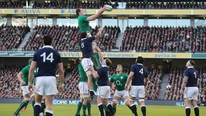 Shane Byrne, Hugo MacNeill and Donal Lenihan give their reaction to Ireland's win over Scotland