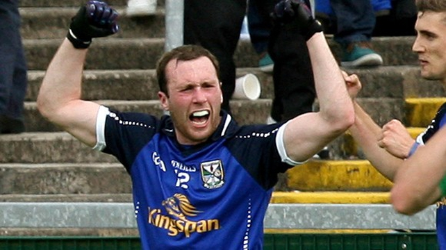 Fergal Flanagan's goal was decisive for Cavan