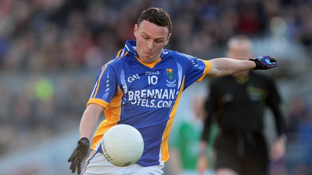 Leighton Glynn netted hat-trick for Wicklow
