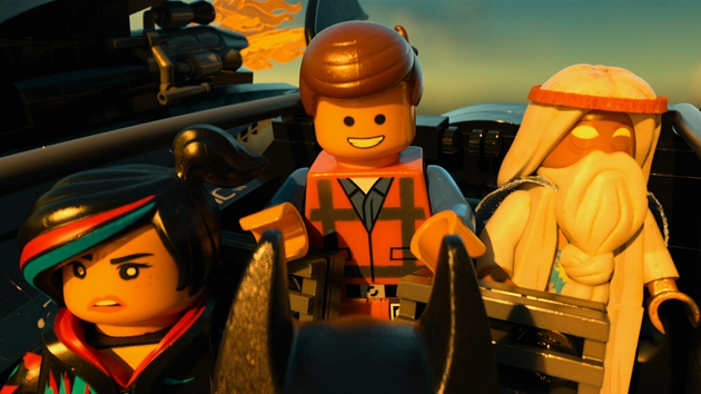 The LEGO Movie will be released in cinemas on Friday February 14