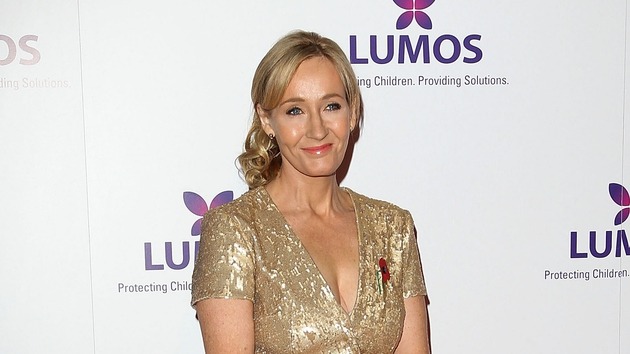 J.K Rowling: ''I know, I'm sorry, I can hear the rage and fury it might cause some fans