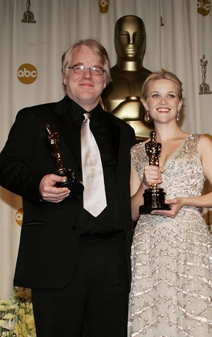 Philip Seymour Hoffman and Reese Witherspoon, 2006