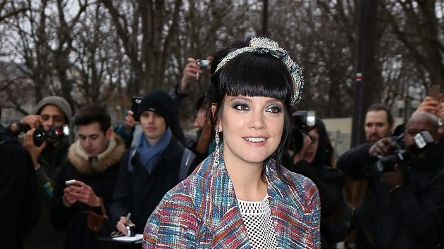 Lily Allen: I got bored staying at home