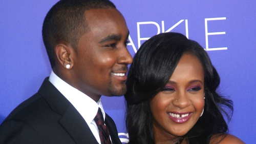 Bobbi Kristina wants big 'fairytale' wedding