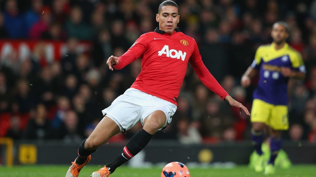 Chris Smalling: 'We need to stop dropping points'