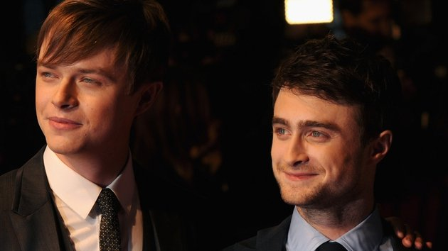 Daniel Radcliffe and Dane DeHaan for College Republicans?