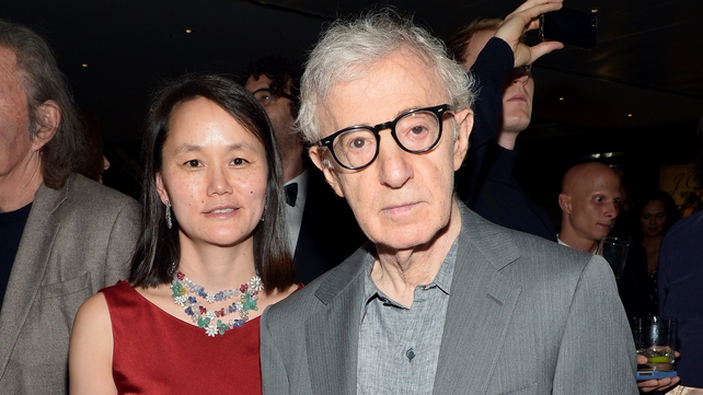 Woody Allen left Mia Farrow after he started a relationship with her adopted daughter Soon-Yi Previn