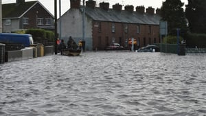 Parts of Limerick and Cork were among the worst affected by recent floods
