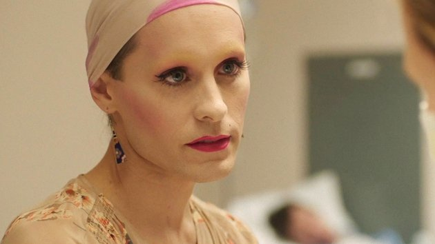 Jared Leto is superb as transsexual drug addict Rayon