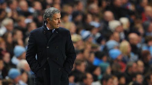 Jose Mourinho: 'Me? Me or the ref? No, I don't expect (to be charged) because I did nothing'