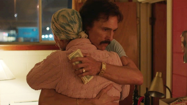 McConaughey with Jared Leto in Dallas Buyers Club