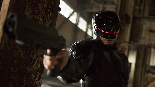 The Kiiling's Joel Kinnaman stars as the cop-turned-cyborg