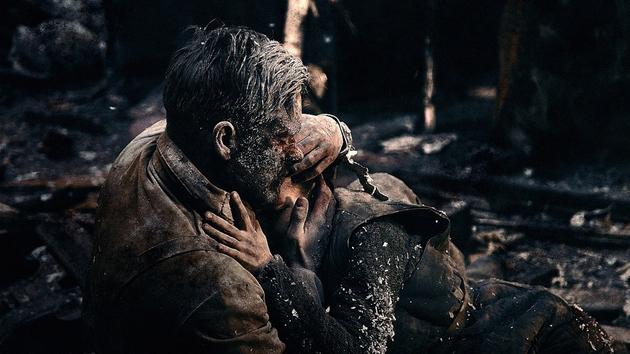 Love among the ruins of Stalingrad