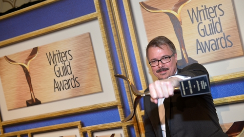 Breaking Bad creator and writer Vince Gilligan