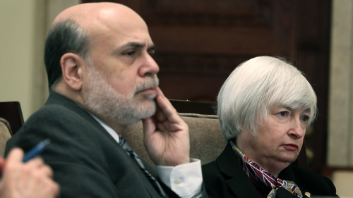 Ben Bernanke hands Fed reins to Janet Yellen