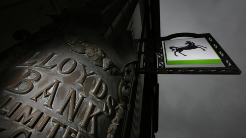 Lloyds Bank is subject to an investigation into the manipulation of global currency markets
