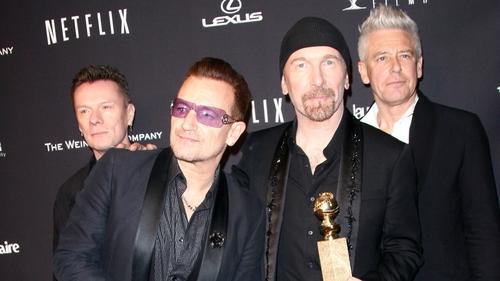 "Bono: ""We're on the verge of irrelevance"""