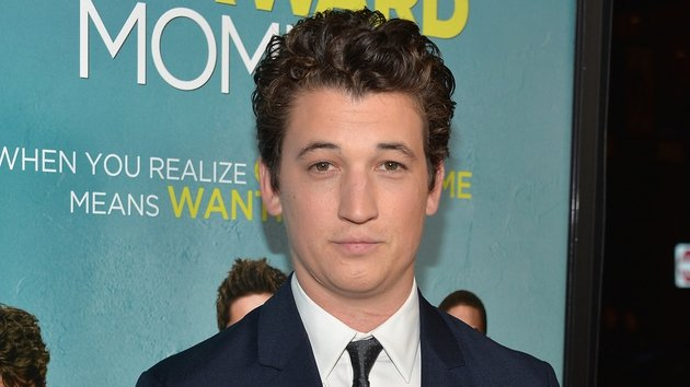 Miles Teller to play world champion boxer Vinny Pazienza