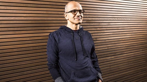 Under CEO Satya Nadella, Microsoft has sharpened its focus on cloud computing