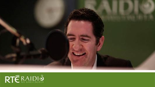 Cormac ag a Cúig: Dé Céadaoin 12ú Márta 2014.