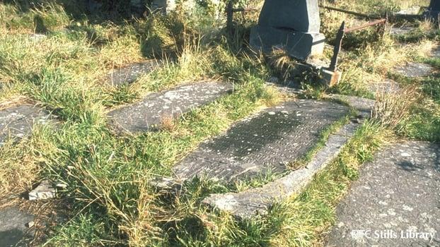 Grave Of Ellen Hanlon (Colleen Bawn)