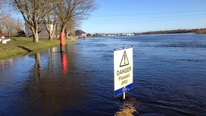 OPW monitoring system shows very high water levels in Shannonbridge and Athlone