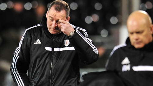 Rene Meulensteen's role at Fulham remains shrouded in cofusion