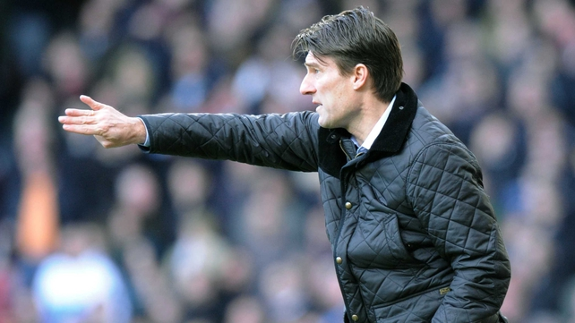 Michael Laudrup has hit out at Swansea for the way in which they handled his sacking