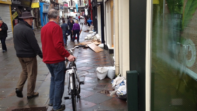 Businesses in Cork are working to get back to normal