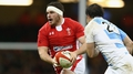 Wales release front row trio