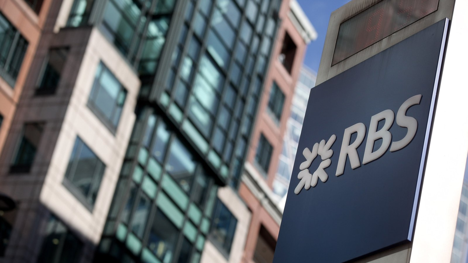 Royal Bank of Scotland's profits beat expectations
