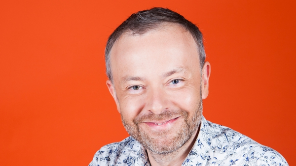 Rick O'Shea will play the five Irish Eurosong song entries tomorrow on 2fm