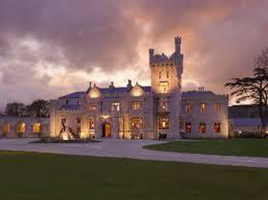 Discover Ireland - Romantic Break competition