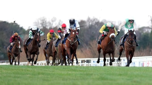 Leopardstown's seven-race card opens with what could prove to be an informative juvenile fillies maiden