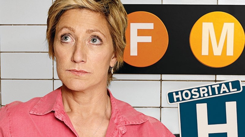 Edie Falco enjoys continued success with Nurse Jackie