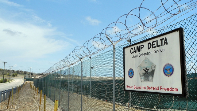 The suspect is scheduled to appear before a judge at Guantanamo to be formally charged within 30 days