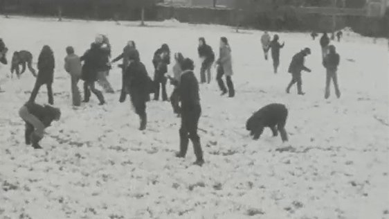 Snowfall in Ireland (1974)