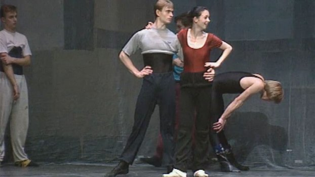 Monica Loughman, Perm State Ballet