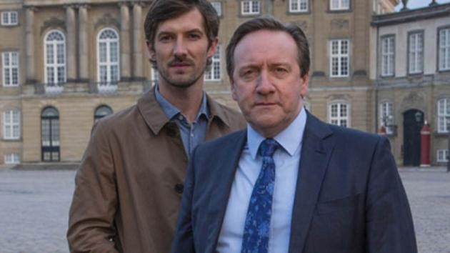 Midsomer Murders investigates a not so wonderful Copenhagen and murky business dealings