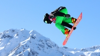 Irish snowboarder Seamus O'Connor says he is not too 'bummed out' at his Winter Olympics exit